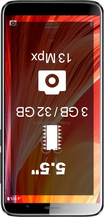 HOMTOM S7 smartphone