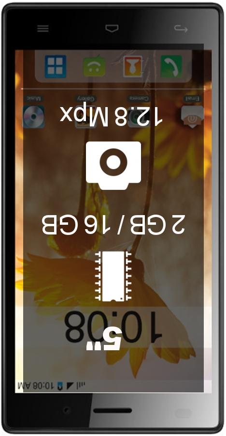 Intex Aqua Power+ smartphone