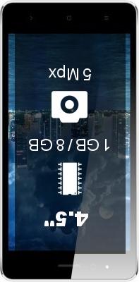 VKWORLD F1 smartphone