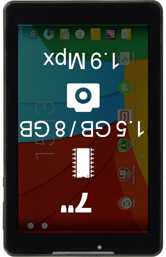 Prestigio MultiPad Wize 3797 3G tablet