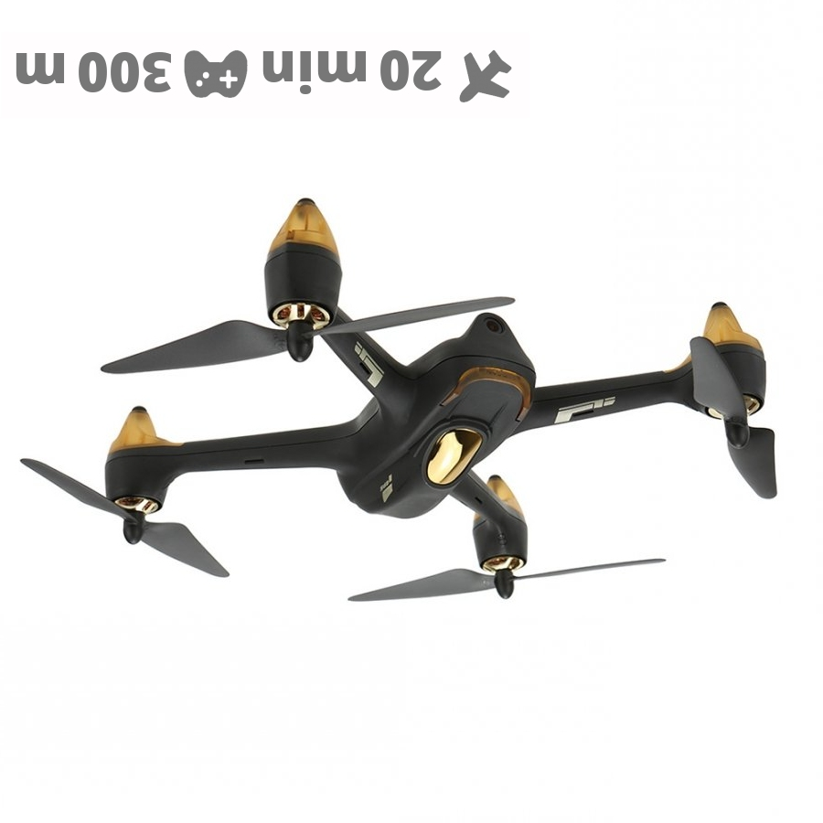 Hubsan H501S drone