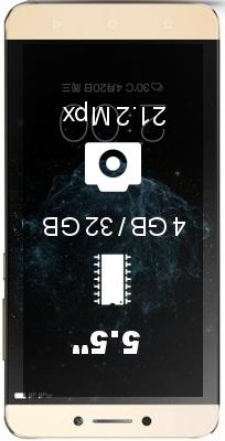 LeEco Le 2 Pro X25 smartphone
