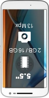 Motorola Moto G4 smartphone