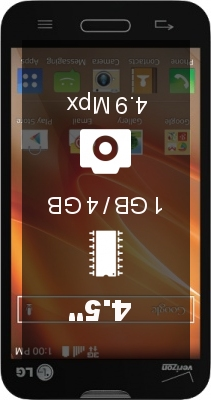 LG Optimus Exceed 2 smartphone