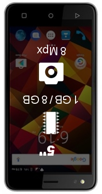 Symphony i21 smartphone