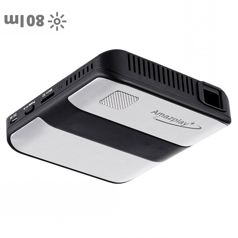 Amaz-Play WH80B-M portable projector