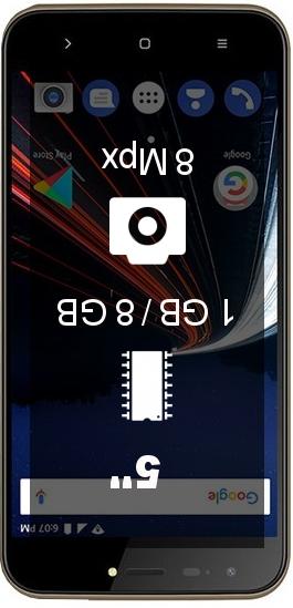 Ulefone S7 1GB 8GB smartphone