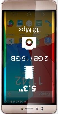 Prestigio Muze A7 smartphone