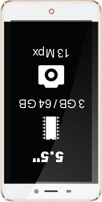 ZTE Nubia N1 64GB smartphone