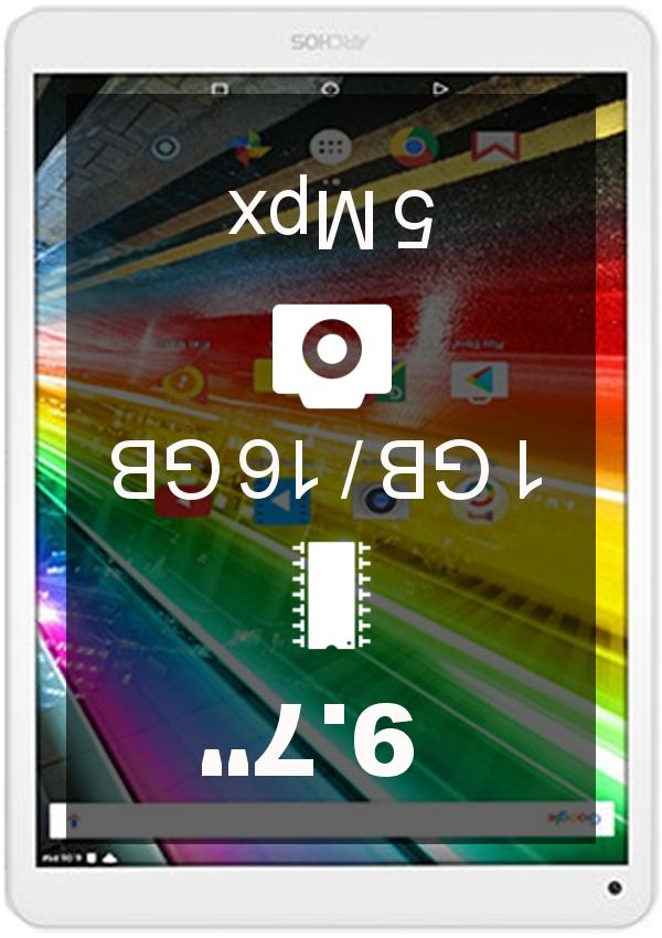 Archos 97c Platinum 1GB 16GB tablet