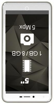 Karbonn Aura Sleek 4G smartphone