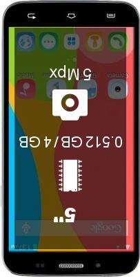 Otium S5 smartphone
