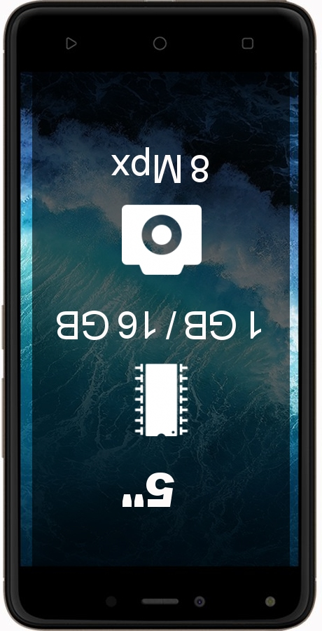 Tecno WX4 smartphone