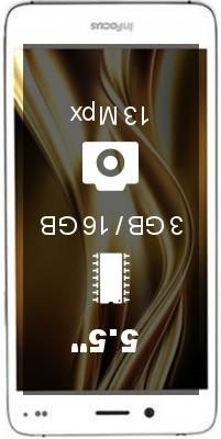 InFocus Bingo 50 Plus smartphone