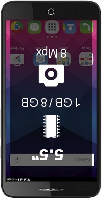 Panasonic P65 Flash smartphone