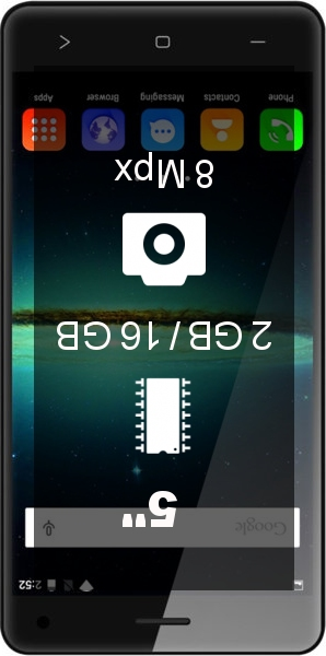 VKWORLD T5 smartphone