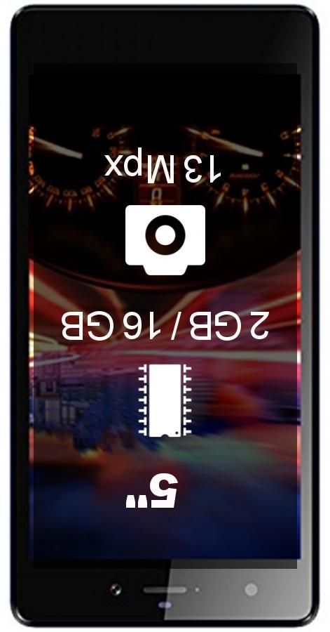 Micromax Canvas Nitro 3 E352 smartphone