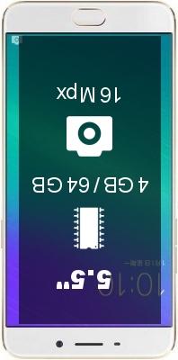 Oppo R9s smartphone
