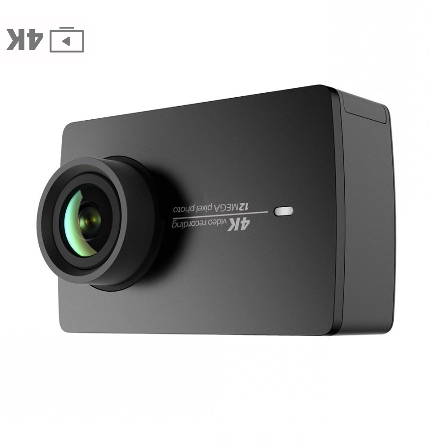 xiaomi yi 4k action camera cheapest prices online at. Black Bedroom Furniture Sets. Home Design Ideas