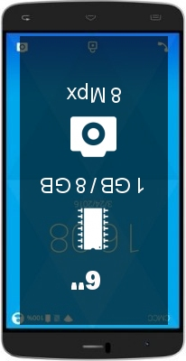 INew U9 smartphone