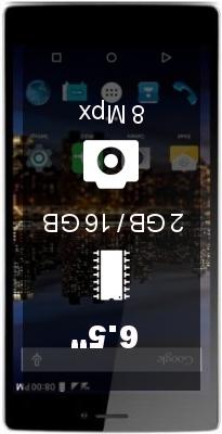 IRULU V3 smartphone