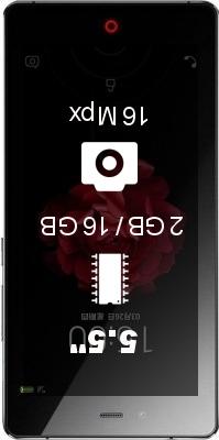 ZTE Nubia Z9 Max 2GB 16GB smartphone