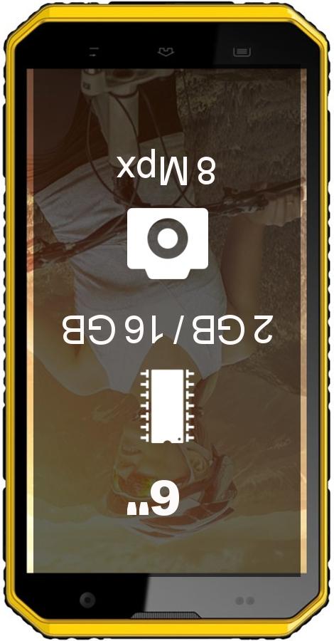 E&L W9 smartphone