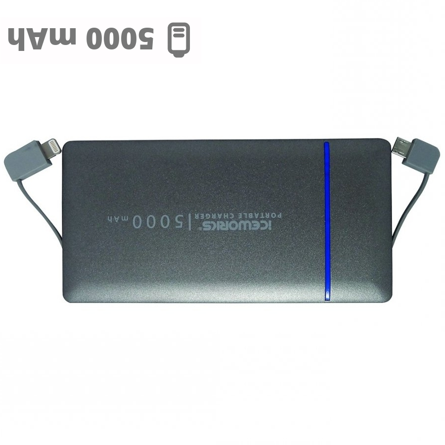 Iceworks 5000 power bank