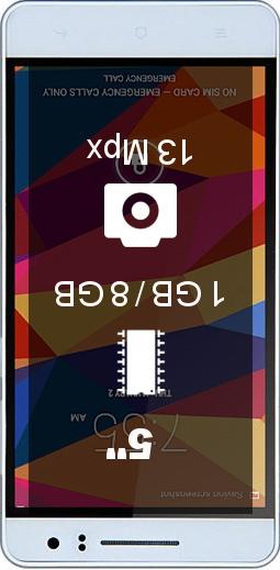 Landvo L600S smartphone