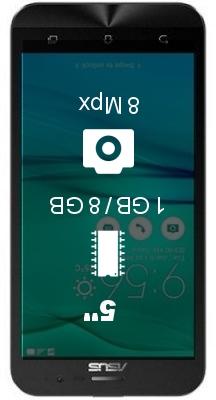 ASUS Zenfone Go ZB500KG smartphone