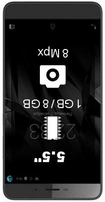Micromax Bolt Warrior 2 Plus Q4220 smartphone