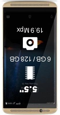 ZTE Axon 7 Premium smartphone