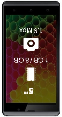 Intex Aqua Air II smartphone