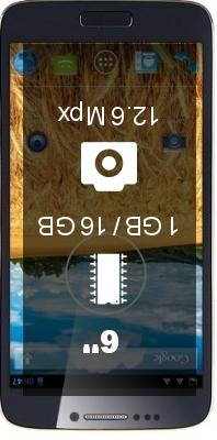 Tianhe H8€212 smartphone