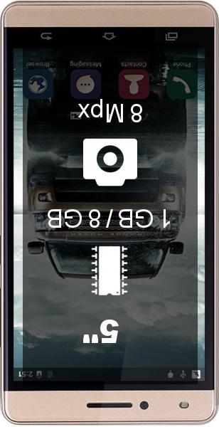 UHAPPY V5 smartphone
