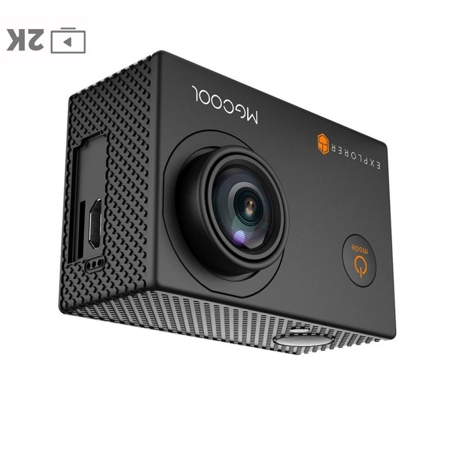 MGCOOL Explorer ES action camera