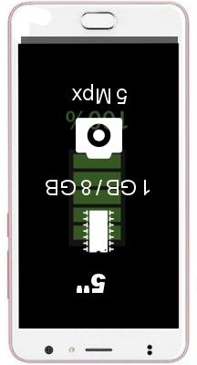 Zopo Color X5.5i smartphone