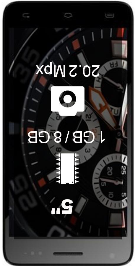 Celkon Octa 510 smartphone