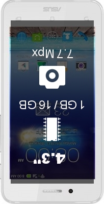 ASUS PadFone mini 4.3 smartphone