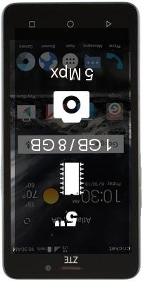 ZTE Sonata 3 smartphone