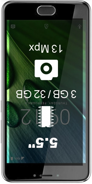 Acer Liquid Z6 Plus smartphone
