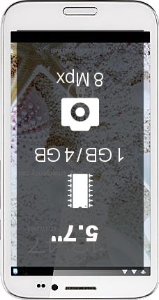 Zopo ZP950+ smartphone