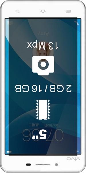 Vivo Y35A smartphone