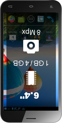 Archos 64 Xenon smartphone