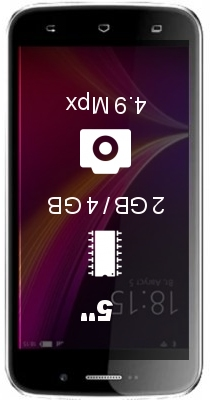 BQ -5052 Sense smartphone