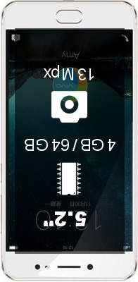 Vivo X7 smartphone