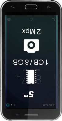 Mpie S168 smartphone