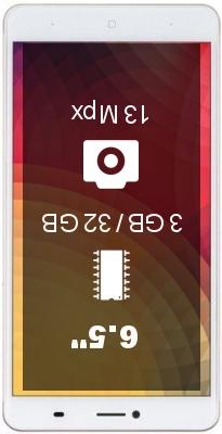 DOOGEE Y6 Max smartphone