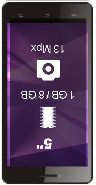 Leotec Itrium Y150 smartphone