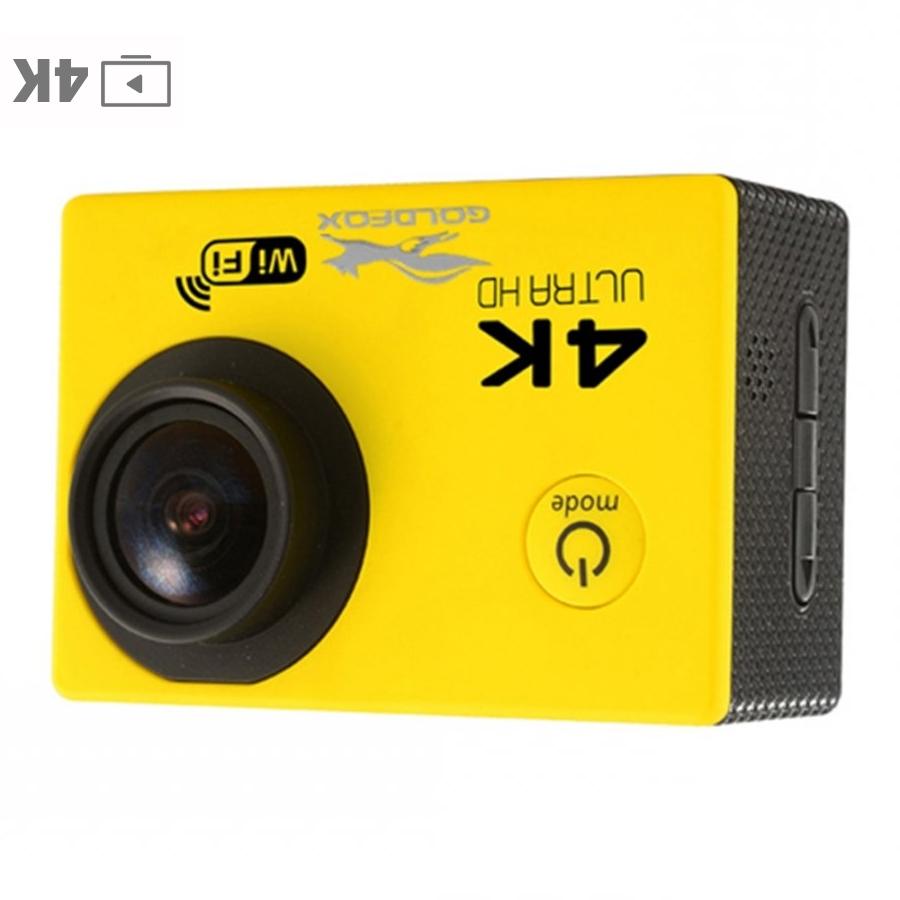 GOLDFOX F60 action camera